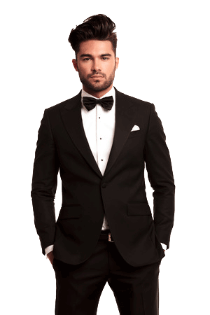 Custom Tailored Tuxedo Formal Wear