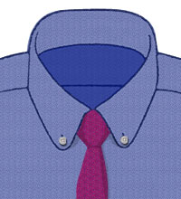 Shirt-Collar-52-Rounded-Points-Button-Down